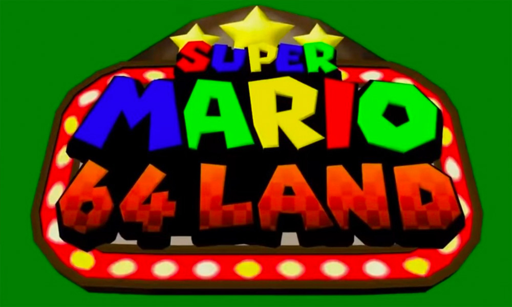 Ya Disponible Super Mario 64 Land