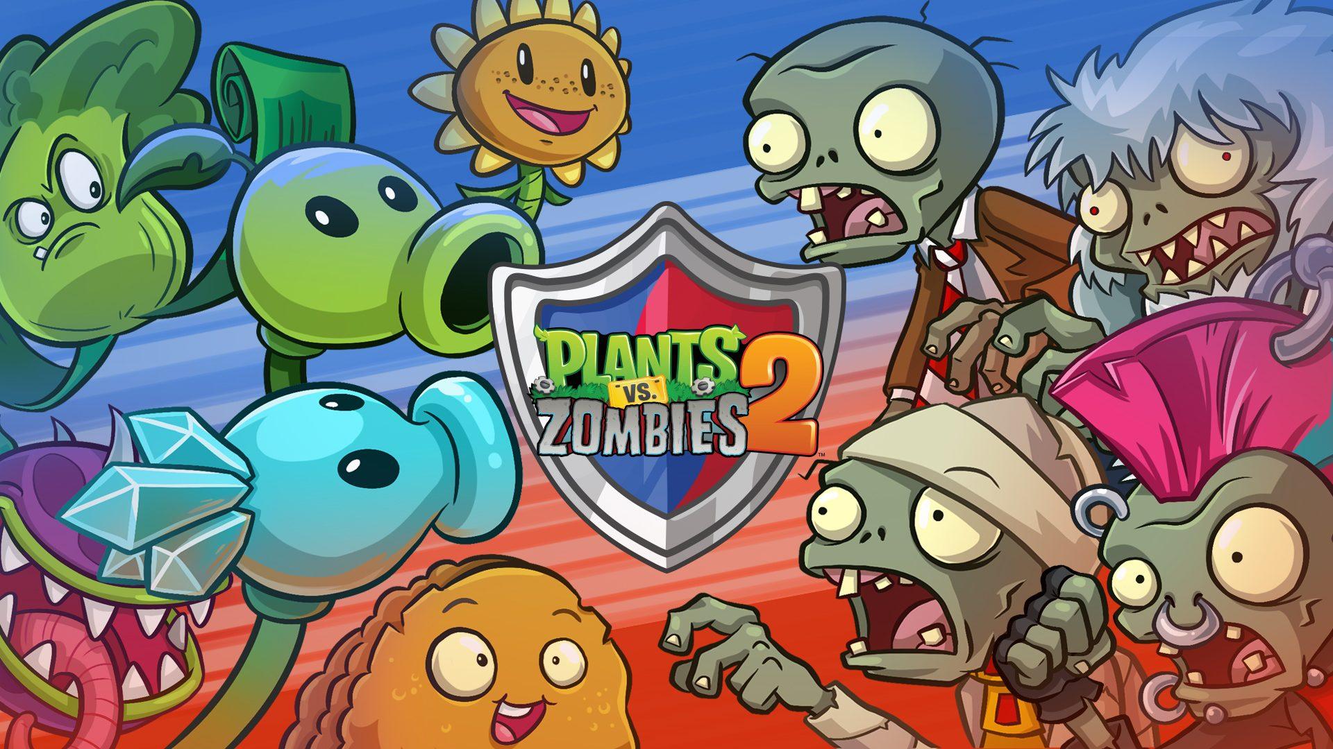 Terminaremos Todos Como En Plants Vs. Zombies 2