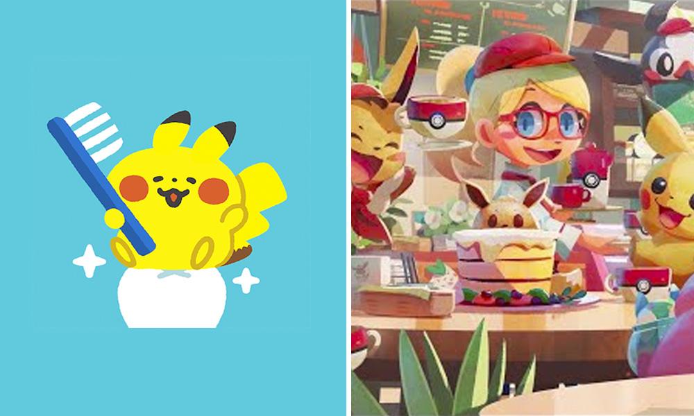 Pokémon Smile Y Pokémon Café Mix Gratis Para Móvil