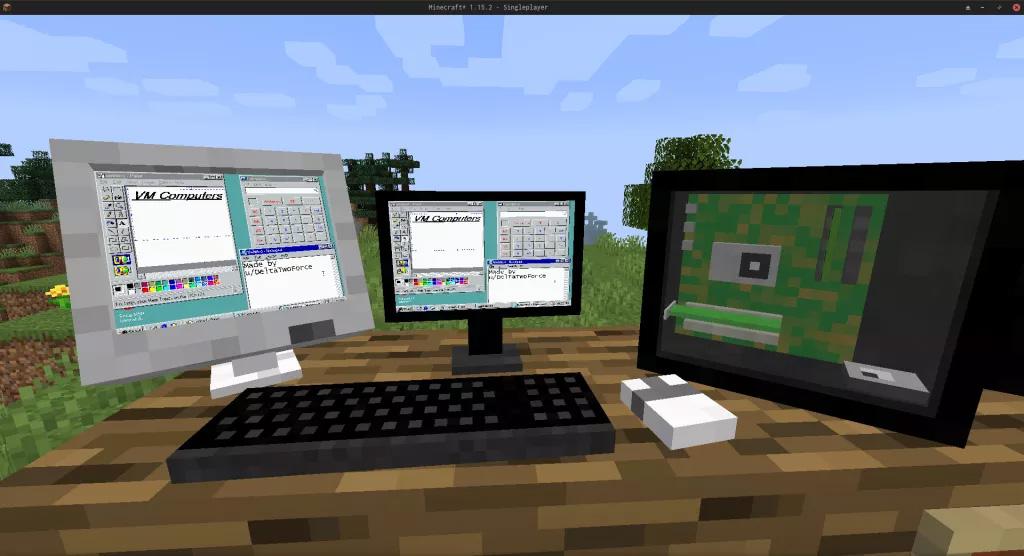 Minecraft Te Permite Construir Tu Propio PC En El Juego